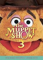 The Muppet Show - Season 3 (DVD, 2008, 4-Disc Set) Disney NEW