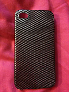 Checked Iphone 4 4s phone case - brand new