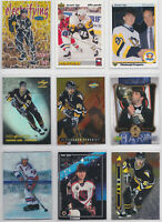 Jaromir Jagr Insert Parallel Rookie RC Rare - Choose Card From List - NHL Hockey