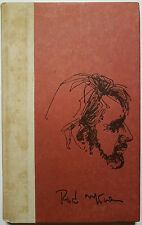 Rod McKuen signed Coming Close To The Earth poetry book - American poet & author
