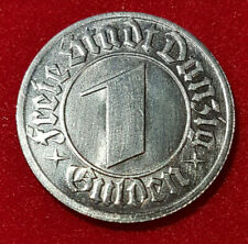 Danzig Freie Stadt, 1 Gulden 1932