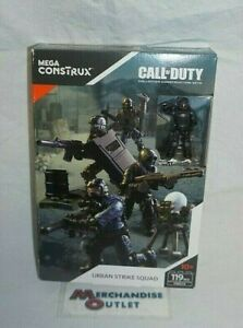 Mega Construx: Call of Duty Urban Strike Squad