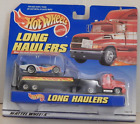 Sol Aire CX4 Race Car Hot Wheels Long Haulers Over the Road Transporter