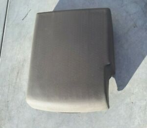 2007-2009 Jeep Grand Cherokee Commander Center Console Lid Cover Armrest OEM