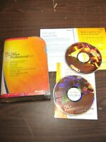 Microsoft Office 2007 Professional Academic Retail version USED -S1