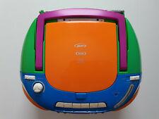 Lenco SCR-97 Kids Radio/MP3/CD/Kassetten Recorder