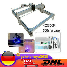 500MW Engraving CNC Laserdrucker DIY Laser Graviermaschine Schutzbrillen 220V DE