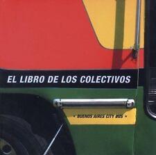 Buenos Aires City Bus: El Libro de los Colectivos-ExLibrary