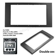 Car Stereo Radio Fascia Panel Surround Plate Adaptor For Ford Focus C-Max Fiesta