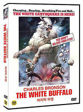 The White Buffalo (1977) J. Lee Thompson, Charles Bronson / DVD, NEW