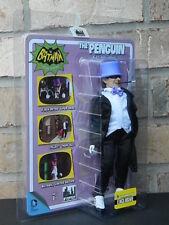 "PENGUIN BLACK MASK VARIANT 1966 Classic BATMAN TV Series 8"" Inch Action Figure"