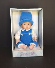 Cara's Loft Collectibles Baby Boy Porcelain Doll; New in box;