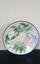 Chelsea Studio Pottery Hand Painted Anemone  Bowl