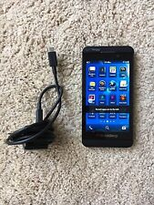 BlackBerry Z10 - 16GB - Black (Verizon) GSM UNLOCKED Smartphone Used