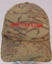 AUSTIN PUMP & SUPPLY AUSTIN TEXAS SAN ANTONIO TX WATER PUMPS Advertising HAT CAP