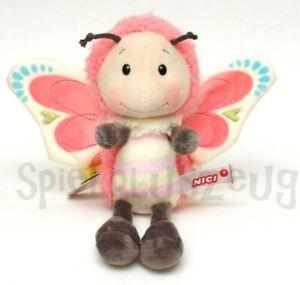 Nici 44932 Hello Spring Schmetterling rosa 18cm Kuscheltier Plüschtier NEU