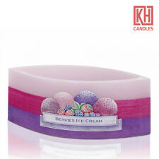 Bartek Candles - Beautiful Crafted Berries Ice Cream Lamp Tear
