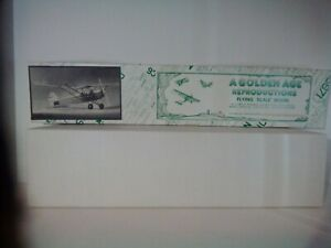 VINTAGE American Eaglet A GOLDEN AGE REPRODUCTIONS FLYING SCALE MODEL KIT