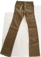 Level 99 Corduroy Khaki pants slim boot size 27 new with tags