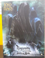 SIDESHOW COLLECTIBLES LORD OF THE RINGS SHADES OF MORDOR – RINGWRAITH FIGURE NEW