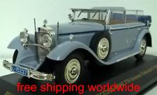 1/43 o ixo museum MUS024 1930 Mercedes-Benz 770 Grosser Cabriolet F
