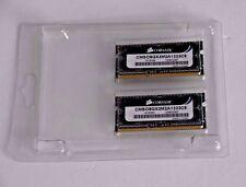 CORSAIR CMSO8GX3M2A1333C9 8GB (2x4GB) SoDimm KIT DDR3 1333MHz Un