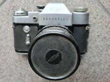 Revueflex mit Schraubobjektiv Helios - 44 2/56