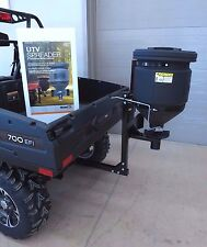 UTV BROADCAST SPREADER for Yamaha Rhino Viking - Rock Salt Sand Ice Melt