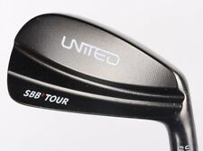 UNITED BLADE 6 IRON GOLF CLUB NSPRO DST 980GH STIFF FLEX STEEL SHAFT