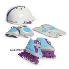 New American Girl Doll's In-line Skates & Gear Set~Helmet~Pads~Sport Accessory