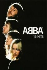 ABBA '16 HITS' DVD NEW+