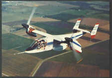 Ca 1982 PPC* In 1980 The XV-15 V/S Tol Aircraft Reached Speed Of 350 MPH Mint
