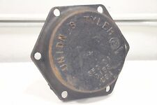 "Tyler 8"" Cast Iron Heavy Duty C-153 350 DI D1 6-Hole Hex Flange Cap Cover Lid"