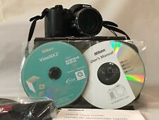 Nikon COOLPIX L120 14.1MP Digital Camera - Black. ***FREE SHIPPING IN THE USA***