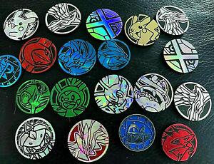 Jetons Pokemon Neufs au Choix--🐰--Brand New Coins Select your choice