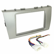 TOYOTA CAMRY CAR STEREO DOUBLE/2/D-DIN RADIO INSTALL DASH KIT COMBO 95-8218S