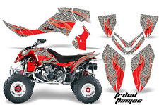 Polaris Outlaw 500/525 ATV AMR Racing Graphics Sticker Kits 06-08 Decals TFLAMES