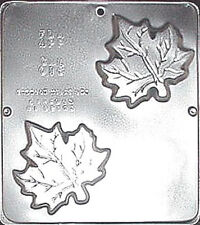 "Maple leaf 3 3/4""x 3 3/4"" Mold for Soap or Chocolate Candy Mold  016 NEW"