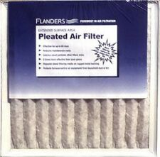 "Flanders 12 qty, 20""x 20"" x 1"" Pleated 60 Day Furnace Filter"
