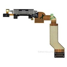 iPhone 4s Charger Port Dock Connector Flex Cable Black USB Port Charging port