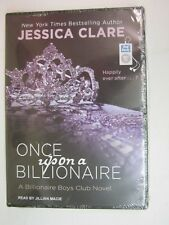 Billionaire Boys Club: Once upon a Billionaire 4 by Jessica Clare (2014, MP3 CD,