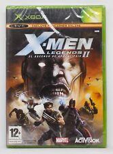 X-MEN LEGENDS 2 EL ASCENSO DE APOCALIPSIS II XMEN - XBOX - PAL ESPAÑA - NUEVO