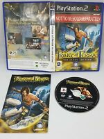 PS2 Prince of Persia The Sands of Time Sony PlayStation 2 Bundle Copy FAST POST