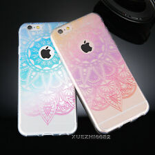 Soft Rubber TPU Silicone Phone Gel Back Transparent Case Cover For Various Phone