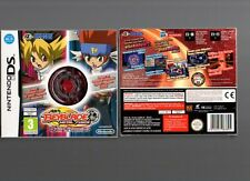 BEYBLADE METAL FUSION !!! Colossal sur DS/DSi/3DS/2DS Coffret NEUF Blister