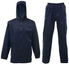 Regatta Polyester Regular Size Raincoats for Men