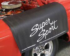 Chevy Super Sport Fender Gripper Black Protective Cushion Fender Cover Fg2046