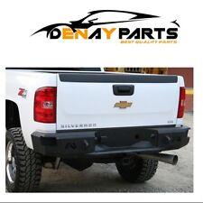 For 14-13 Chevy/GMC 2500/3500 HD Heavy Duty Rear Bumper Fab Fours CH11-W2151-1