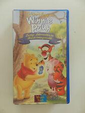VHS Video Kassette Winnie Puuh Lustige Jahreszeiten im Hundertmorgenwald Disney