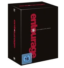 21 DVD-Box ° Entourage ° Superbox komplett ° NEU & OVP ° Staffel 1 - 8